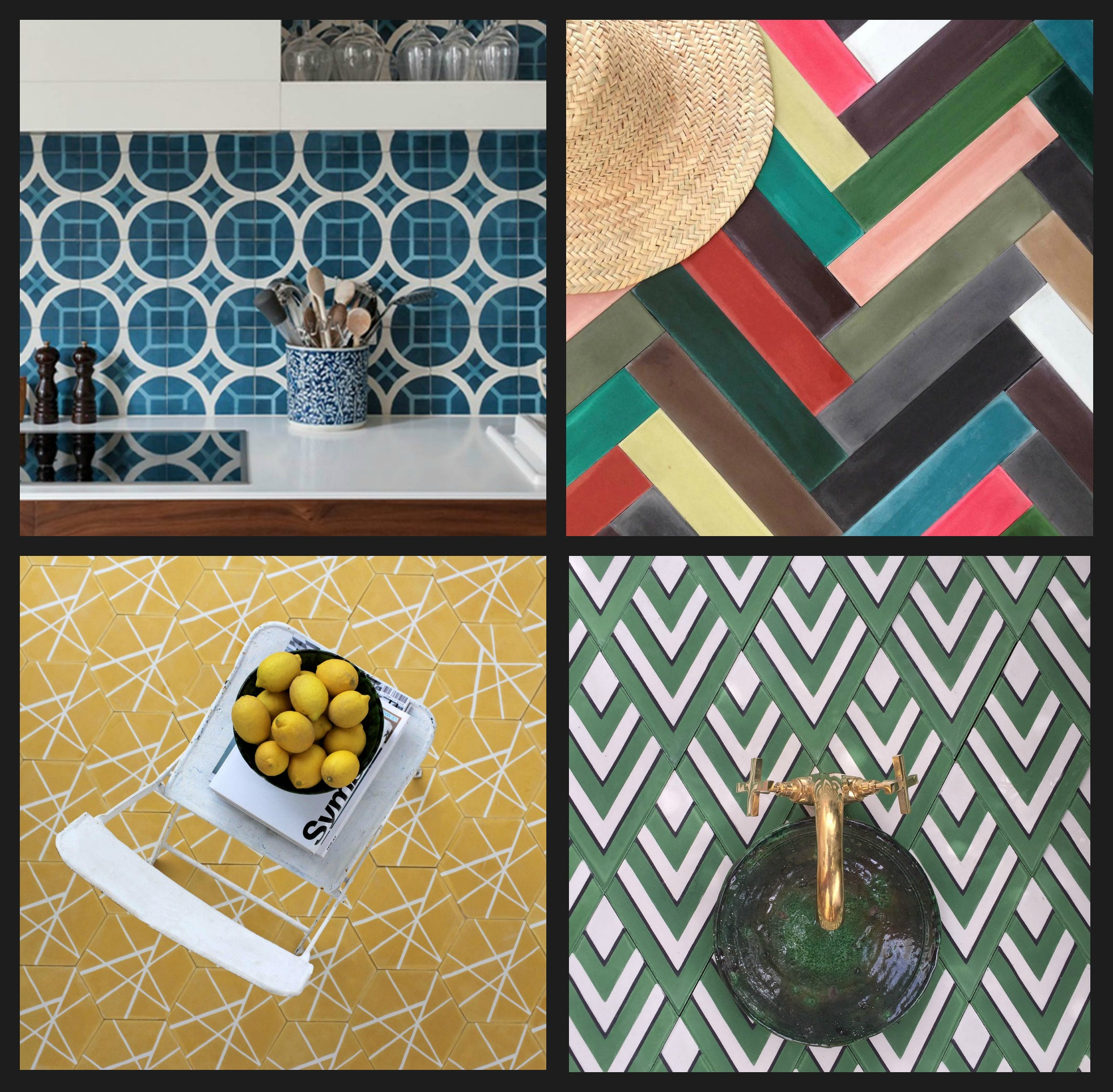 tile Collage